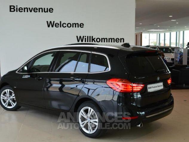 BMW Série 2 218dA 150ch Luxury Saphirschwarz metallise Occasion - 1