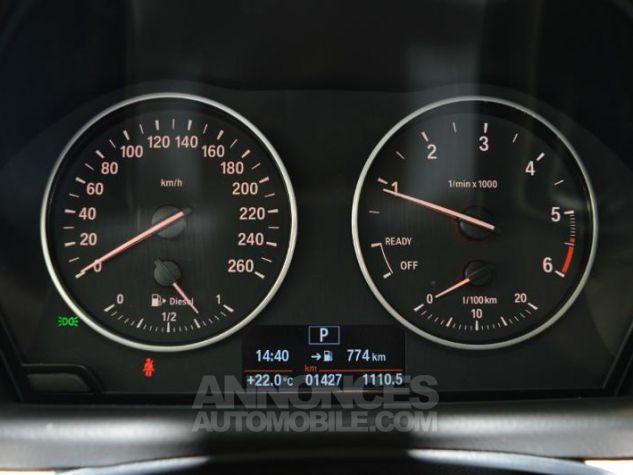 BMW Série 2 218dA 150ch Luxury Saphirschwarz metallise Occasion - 5