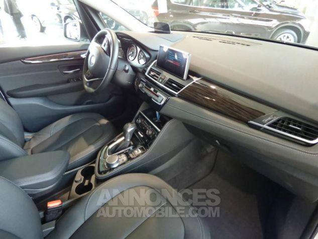 BMW Série 2 218dA 150ch Luxury Glaciersilber metallisee Occasion - 1