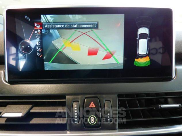 BMW Série 2 218dA 150ch Luxury Glaciersilber metallisee Occasion - 4
