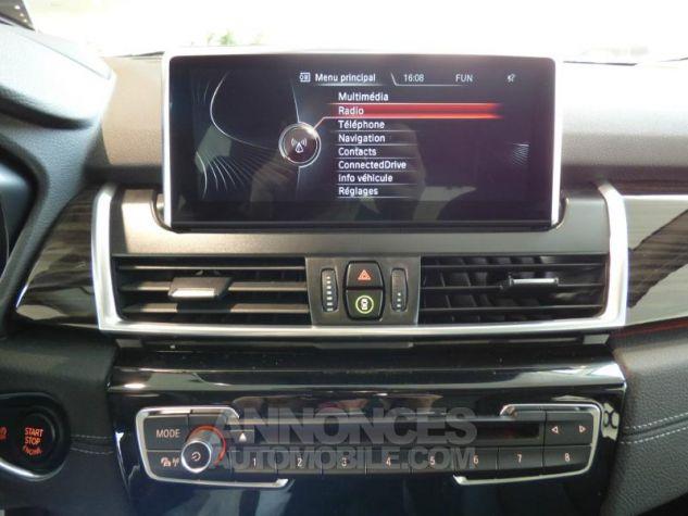 BMW Série 2 218dA 150ch Luxury Glaciersilber metallisee Occasion - 5