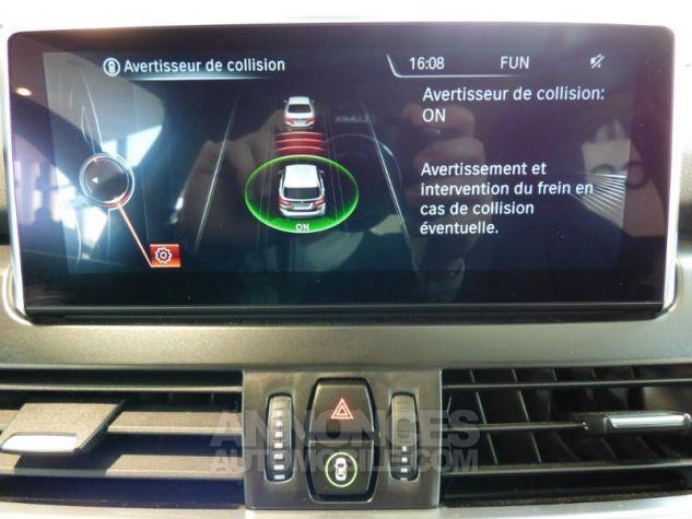 BMW Série 2 218dA 150ch Luxury Glaciersilber metallisee Occasion - 6