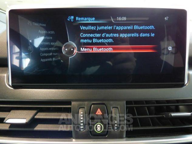 BMW Série 2 218dA 150ch Luxury Glaciersilber metallisee Occasion - 9
