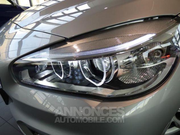 BMW Série 2 218dA 150ch Luxury Glaciersilber metallisee Occasion - 12