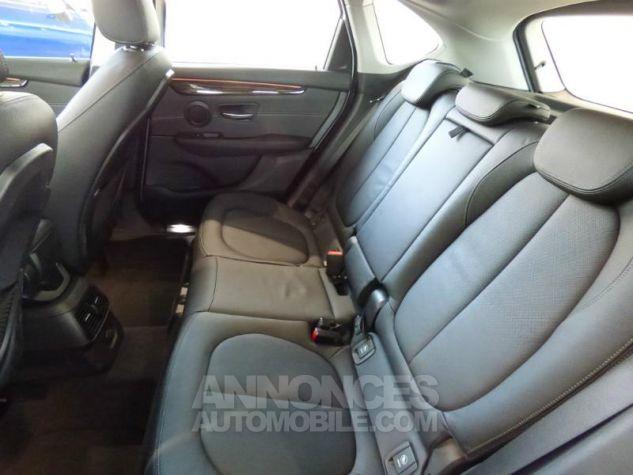 BMW Série 2 218dA 150ch Luxury Glaciersilber metallisee Occasion - 17