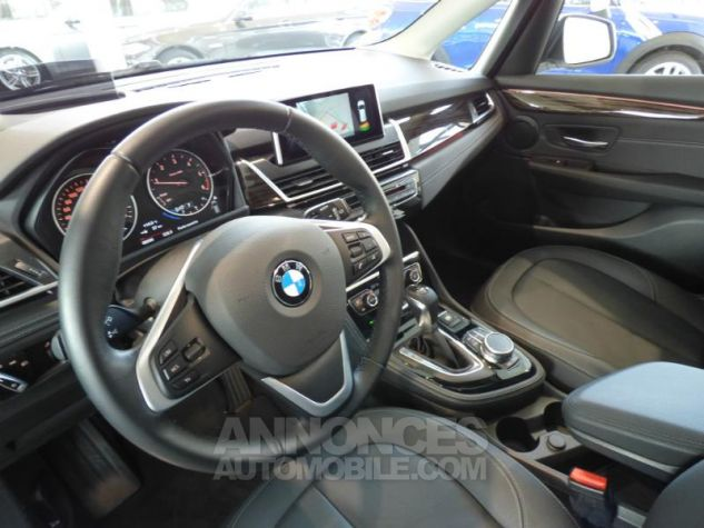 BMW Série 2 218dA 150ch Luxury Glaciersilber metallisee Occasion - 19