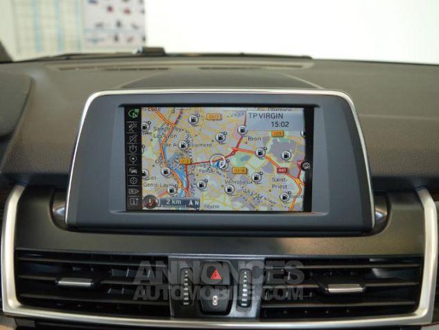 BMW Série 2 218dA 150ch Luxury Saphirschwarz metallise Occasion - 7