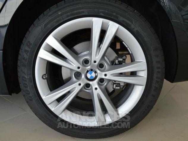 BMW Série 2 218dA 150ch Luxury Saphirschwarz metallise Occasion - 8
