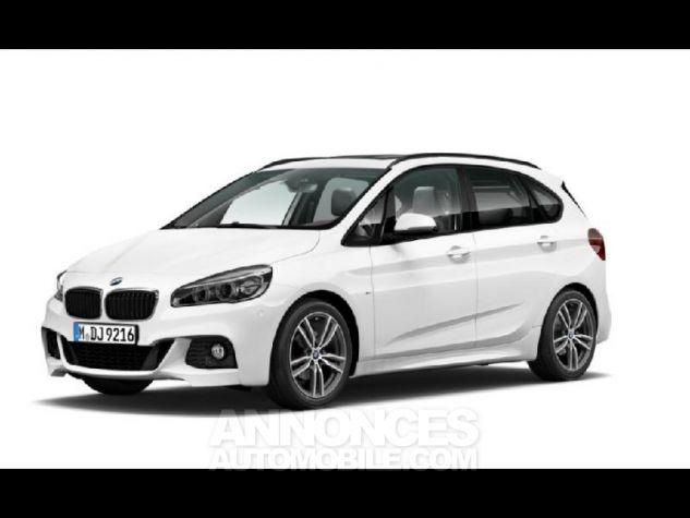 BMW Série 2 218dA 150ch M Sport Alpinweiss uni Neuf - 1