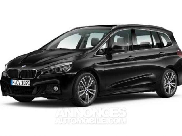 BMW Série 2 218dA xDrive 150ch M Sport Saphirschwarz metallise Occasion - 0
