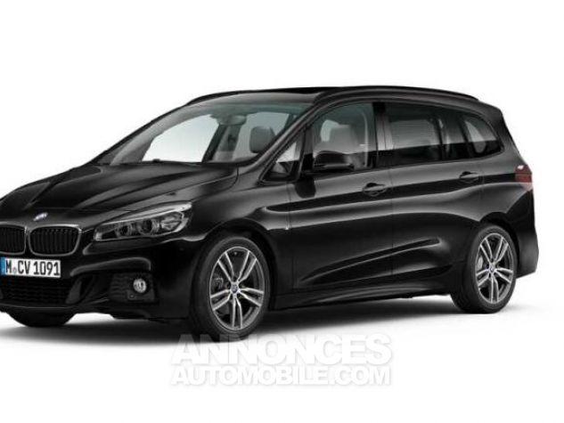 BMW Série 2 218iA 136ch M Sport Saphirschwarz metallise Occasion - 0