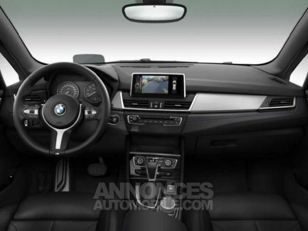 BMW Série 2 218iA 136ch M Sport Saphirschwarz metallise Occasion - 3