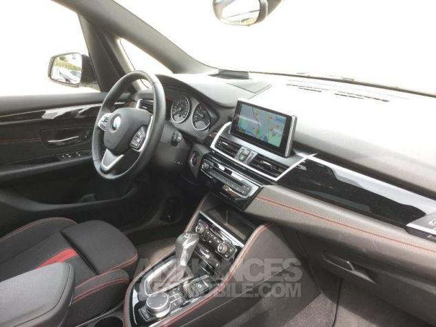 BMW Série 2 218iA 136ch Sport BLANC Occasion - 2