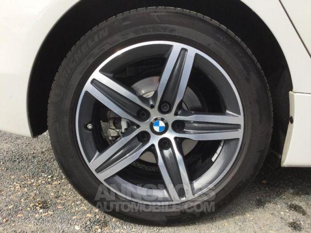 BMW Série 2 218iA 136ch Sport BLANC Occasion - 5