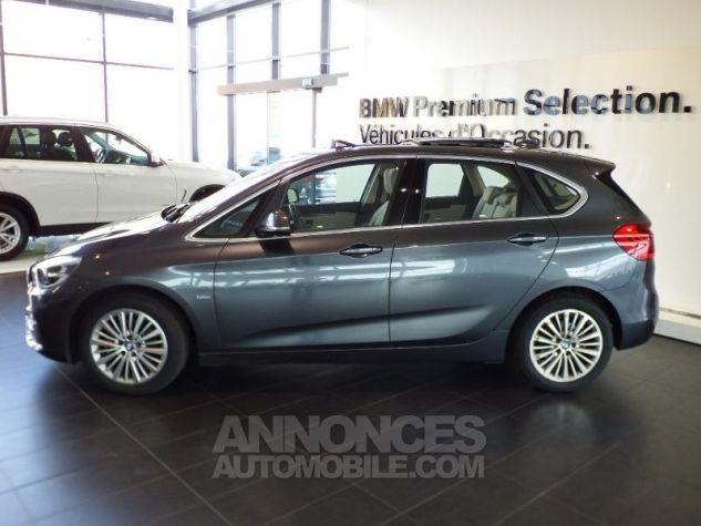 BMW Série 2 220dA xDrive 190ch Luxury GRIS F Occasion - 1