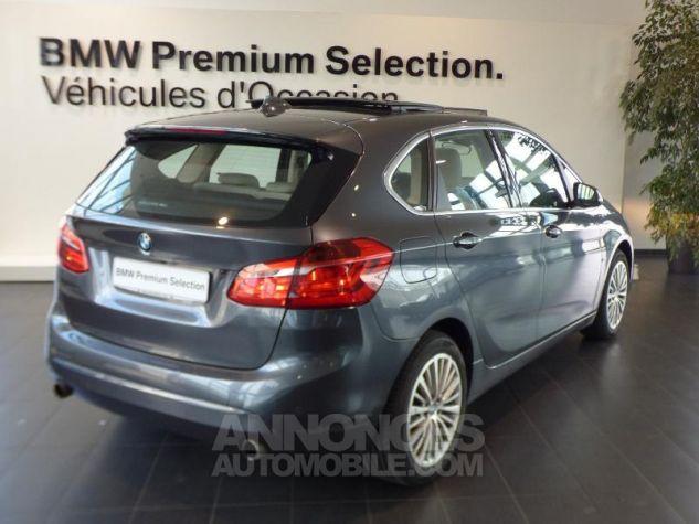 BMW Série 2 220dA xDrive 190ch Luxury GRIS F Occasion - 2