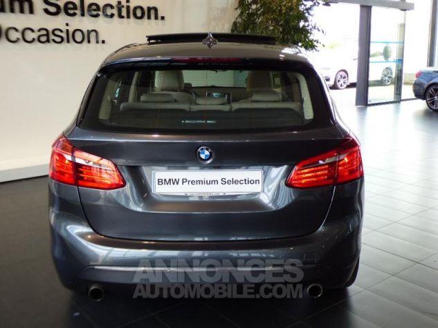 BMW Série 2 220dA xDrive 190ch Luxury GRIS F Occasion - 3