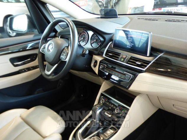 BMW Série 2 220dA xDrive 190ch Luxury GRIS F Occasion - 7