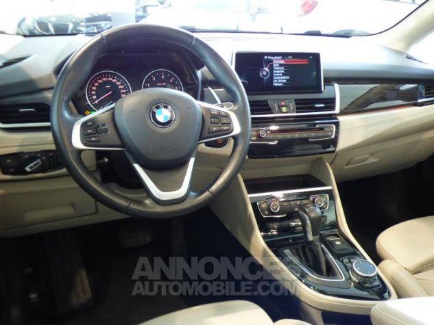 BMW Série 2 220dA xDrive 190ch Luxury GRIS F Occasion - 8