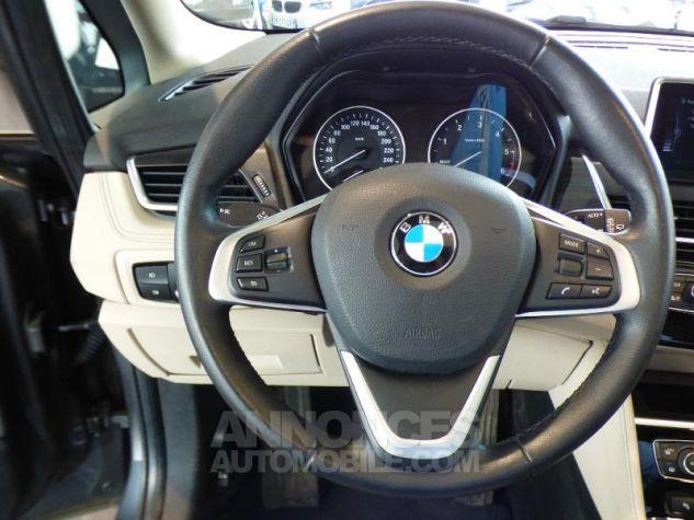 BMW Série 2 220dA xDrive 190ch Luxury GRIS F Occasion - 9