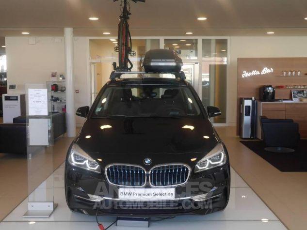 BMW Série 2 225xeA 224ch Luxury Schwarz Occasion - 0