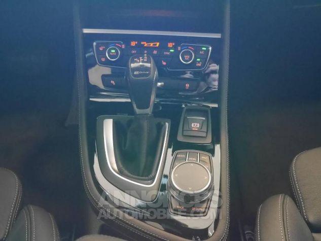 BMW Série 2 225xeA 224ch Luxury Schwarz Occasion - 9
