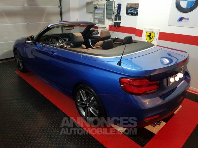 BMW Série 2 230iA bleu estoril Occasion - 1