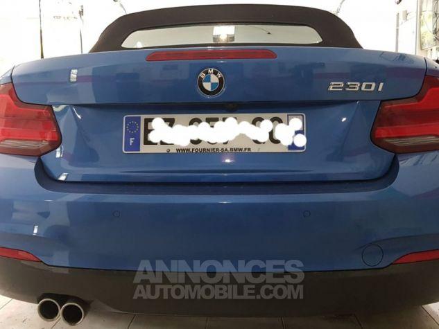 BMW Série 2 230iA bleu estoril Occasion - 3