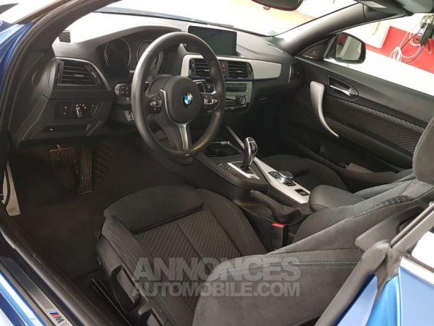 BMW Série 2 230iA bleu estoril Occasion - 6