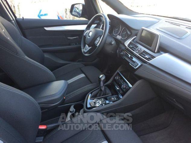 BMW Série 2 ActiveTourer 216d 116ch Sport Imperialblau brillant metallis Occasion - 2