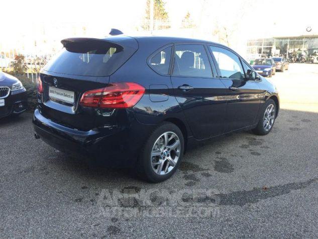 BMW Série 2 ActiveTourer 216d 116ch Sport Imperialblau brillant metallis Occasion - 3