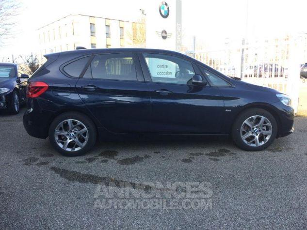 BMW Série 2 ActiveTourer 216d 116ch Sport Imperialblau brillant metallis Occasion - 4