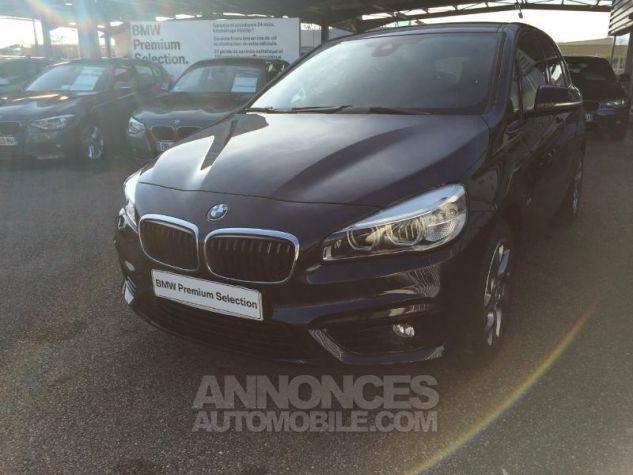 BMW Série 2 ActiveTourer 216d 116ch Sport Imperialblau brillant metallis Occasion - 6