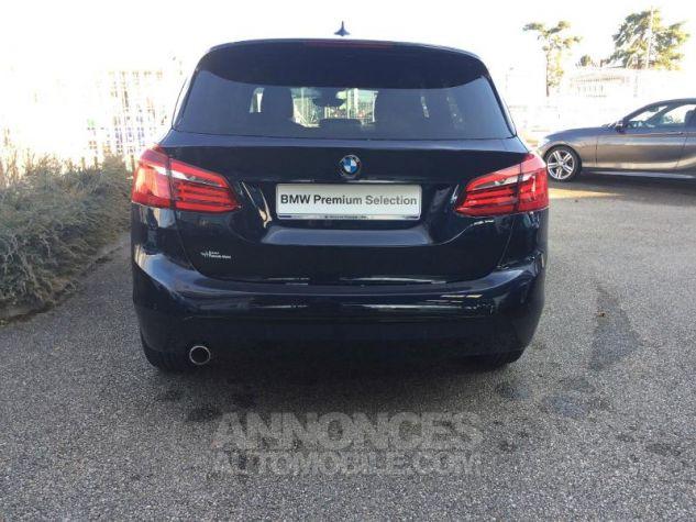 BMW Série 2 ActiveTourer 216d 116ch Sport Imperialblau brillant metallis Occasion - 7