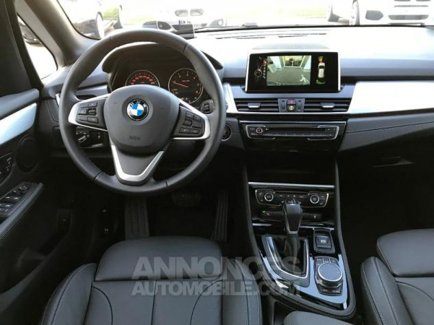 BMW Série 2 ActiveTourer 218dA 150ch Luxury Atlantikgrau metallise Occasion - 7