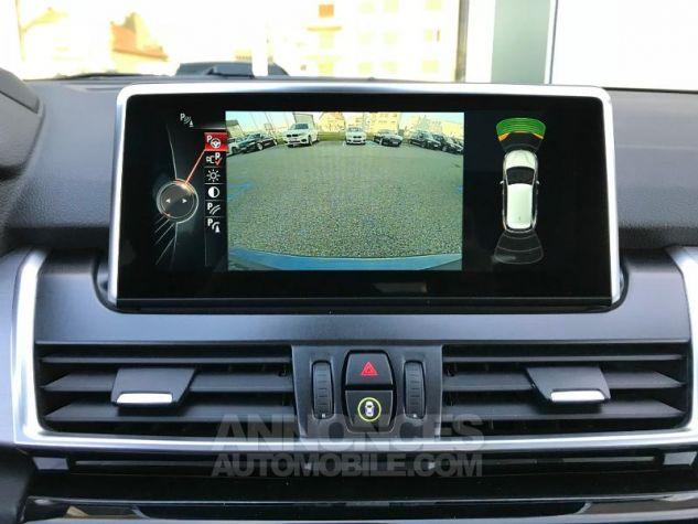 BMW Série 2 ActiveTourer 218dA 150ch Luxury Atlantikgrau metallise Occasion - 8