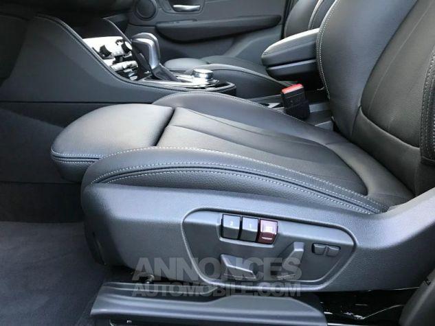 BMW Série 2 ActiveTourer 218dA 150ch Luxury Atlantikgrau metallise Occasion - 10