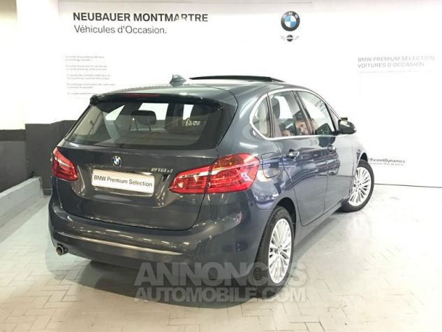 BMW Série 2 ActiveTourer 218dA 150ch Luxury Atlantikgrau metallise Neuf - 1