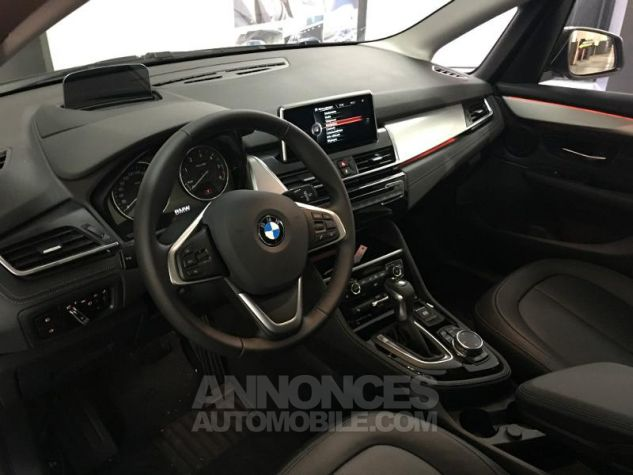 BMW Série 2 ActiveTourer 218dA 150ch Luxury Atlantikgrau metallise Neuf - 2