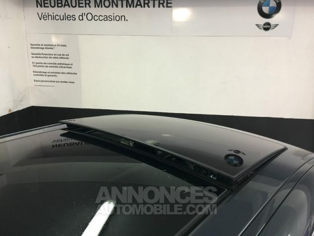 BMW Série 2 ActiveTourer 218dA 150ch Luxury Atlantikgrau metallise Neuf - 9
