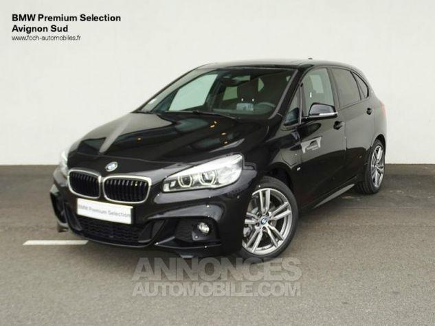 BMW Série 2 ActiveTourer 225xeA 224ch M Sport Saphirschwarz  metallise Occasion - 0