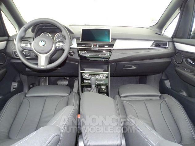 BMW Série 2 ActiveTourer 225xeA 224ch M Sport Saphirschwarz  metallise Occasion - 8