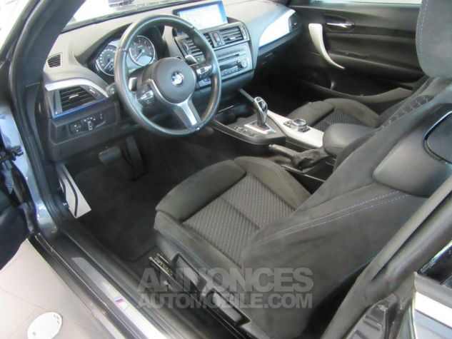 BMW Série 2 Coupe 220dA 184ch M Sport Mineralgrau metallise Occasion - 12