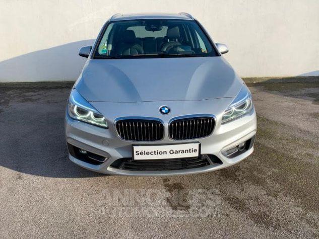 BMW Série 2 Gran Tourer 218dA 150 Luxury Gris Occasion - 1