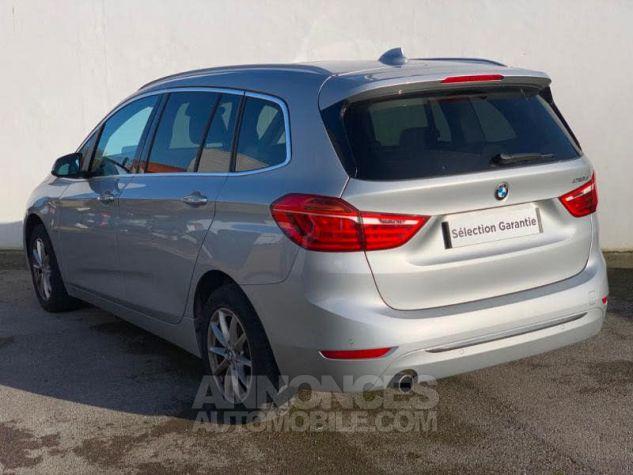 BMW Série 2 Gran Tourer 218dA 150 Luxury Gris Occasion - 3