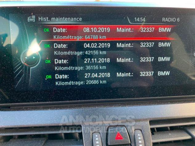BMW Série 2 Gran Tourer 218dA 150 Luxury Gris Occasion - 11