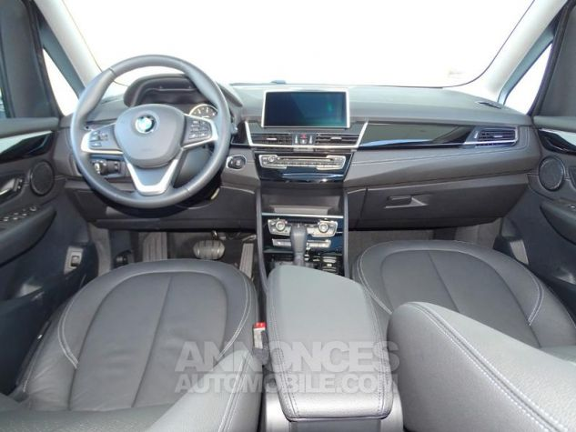 BMW Série 2 Gran Tourer 218dA 150ch Luxury Edition Hello Future Saphirschwarz  metallise Occasion - 8
