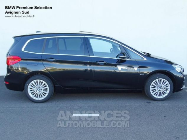 BMW Série 2 Gran Tourer 218dA 150ch Luxury Edition Hello Future Saphirschwarz  metallise Occasion - 9