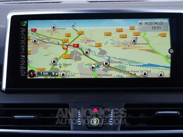 BMW Série 2 Gran Tourer 218dA 150ch Luxury Edition Hello Future Saphirschwarz  metallise Occasion - 12