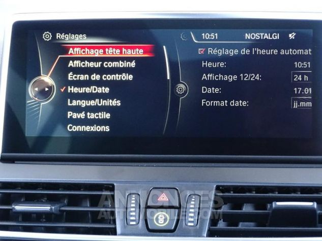 BMW Série 2 Gran Tourer 218dA 150ch Luxury Edition Hello Future Saphirschwarz  metallise Occasion - 14